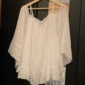 Lane Bryant off the shoulders size 14/16